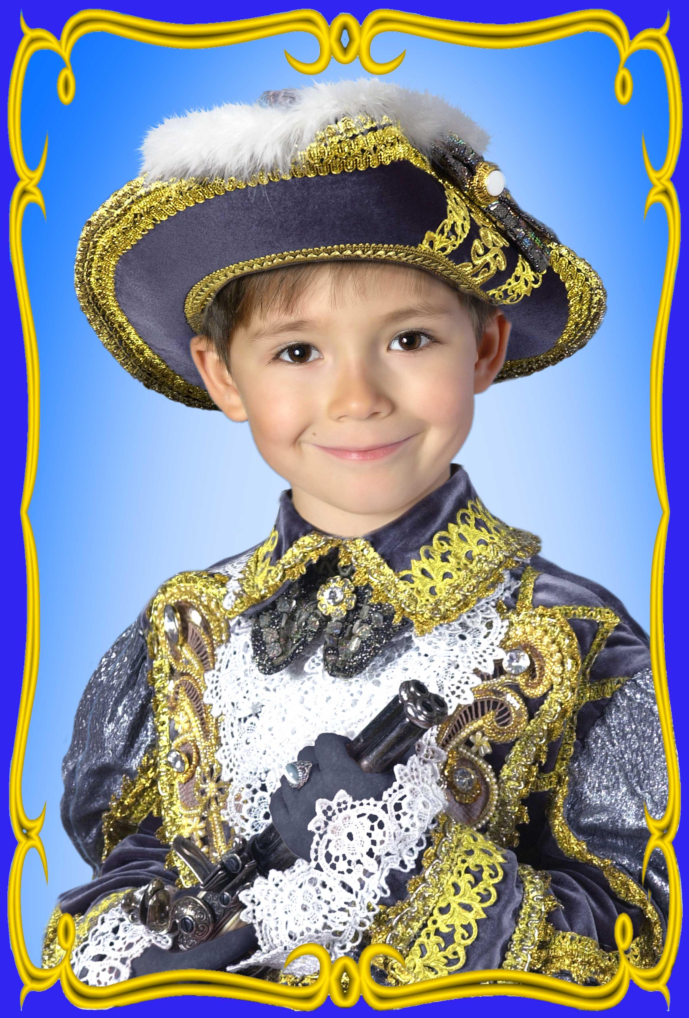 Детский костюм мушкетера в Ожерелье.