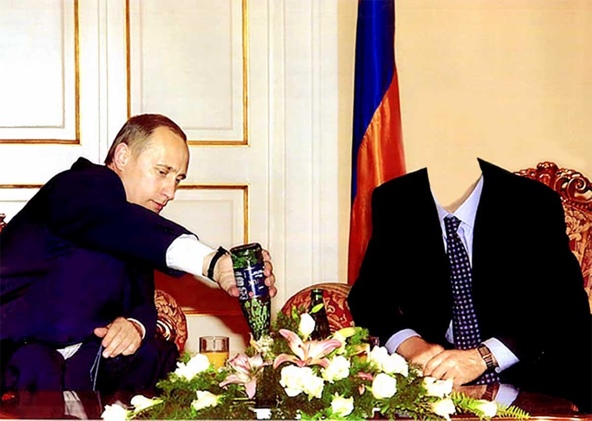 Шаблон с Путиным » LibFoto.ru - библиотека материалов для фотомонтажа