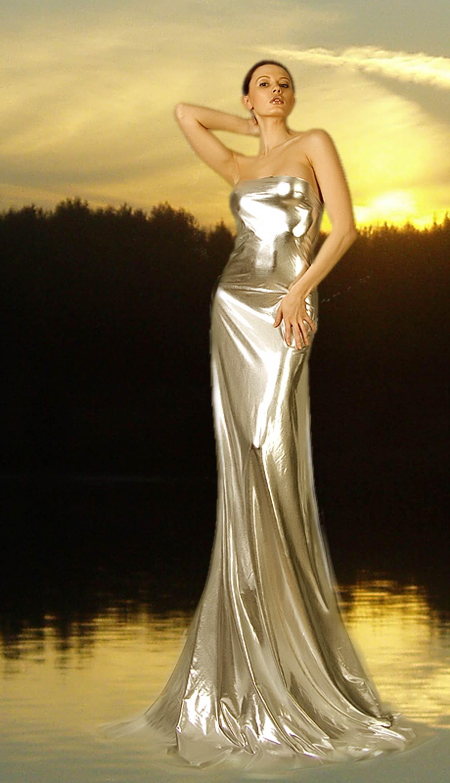 Женский костюм для фотошопа озерная