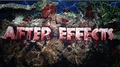 After Effects Project Water Logo