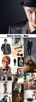 RETRO SERIES-MAN