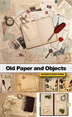 Old Paper and Objects