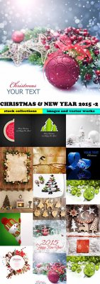CHRISTMAS & NEW YEAR 2015 VOL2